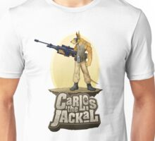 Carlos the Jackal Unisex T-Shirt