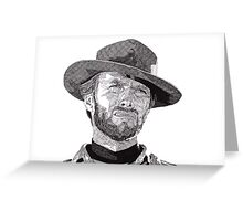 Clint Greeting Card