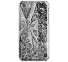 Tangled trees in the rainforest iPhone Case/Skin