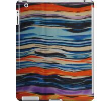 Funky pinstripe ipad Case iPad Case/Skin