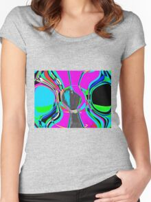 The Artist's Brush Women's Fitted Scoop T-Shirt