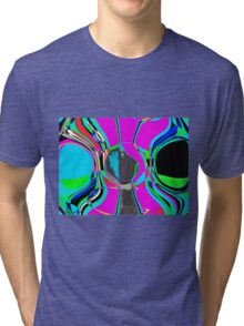 The Artist's Brush Tri-blend T-Shirt