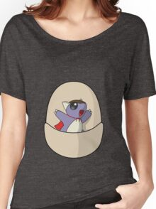 Super Baby Kangaskhan Women's Relaxed Fit T-Shirt