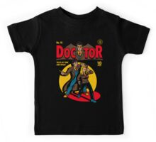 Doctor Comic Kids Tee