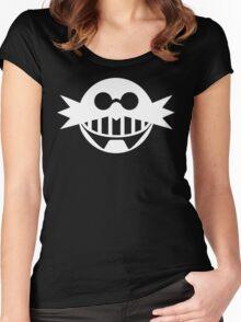 Eggsellency (White) Women's Fitted Scoop T-Shirt