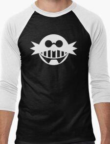 Eggsellency (White) Men's Baseball ¾ T-Shirt