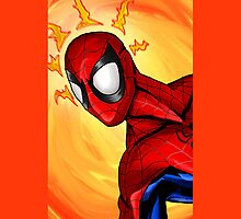 Spidey by Cosmodious