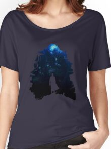 Surrounded by darkness. Women's Relaxed Fit T-Shirt