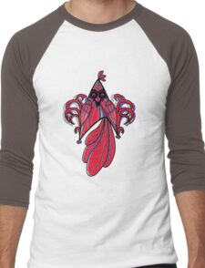 Star Bird Men's Baseball ¾ T-Shirt