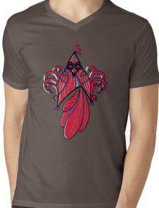 Star Bird Mens V-Neck T-Shirt