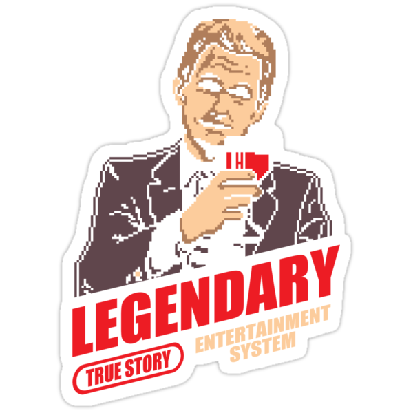 Legendary by Baznet