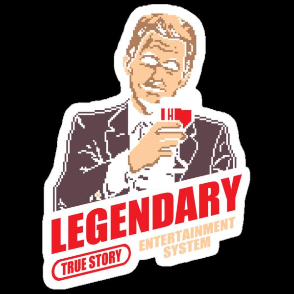 Legendary by Baznet