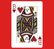 Queen of Hearts Bear by Bob Buel