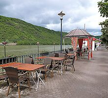The Promenade Boppard. by Lilian Marshall