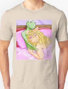 Kermit&Piggy Unisex T-Shirt