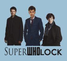 Superwholock by tenroseshipper