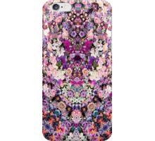 Floral Kaleidoscope iPhone Case/Skin