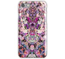 Floral Kaleidoscope iPhone Case/Skin