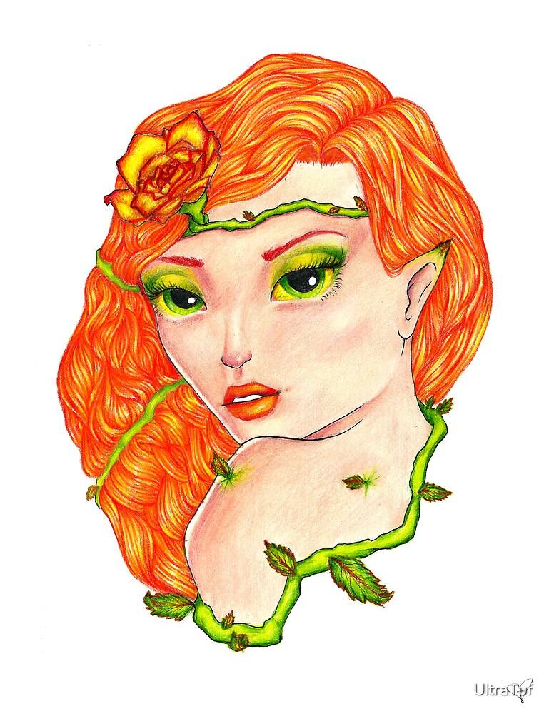 Poison Ivy by UltraTuf