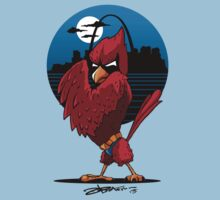 Fredbird the Dark Knight T-Shirt