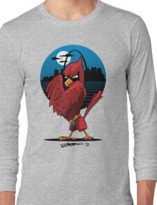 Fredbird the Dark Knight Long Sleeve T-Shirt