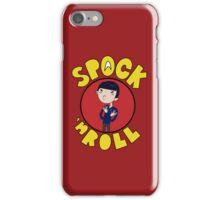 Spock 'N Roll iPhone Case/Skin