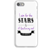 Darren Criss quote iPhone Case/Skin