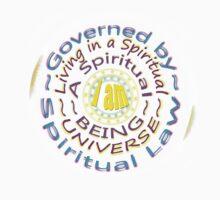 A Spiritual BEING Kids Tee