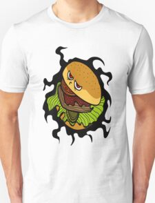 Burger Time Nightmares T-Shirt