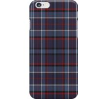 02569 Montgomery County, Texas E-fficial Fashion Tartan Fabric Print Iphone Case iPhone Case/Skin