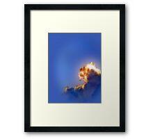 ©HCS A Cloud Dream Framed Print