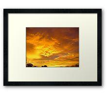 Kimberley Heaven Framed Print