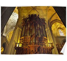 Inside the Cathedral Poster