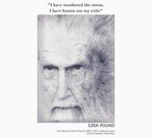 Ezra Pound by Marcel Flendrie