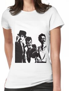FUN. Womens Fitted T-Shirt