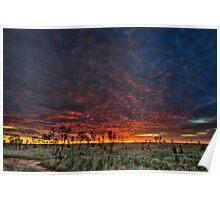 Big Sky Country - Kimberley WA Poster