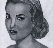 Grace Kelly by Bobby Dar