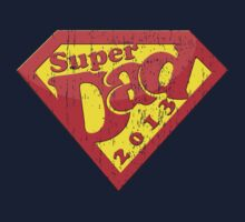 Super Dad by grafoxdesigns