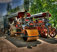 Steam Traction - HDR by Aggpup