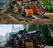 Steam Traction - HDR or Normal? by Aggpup