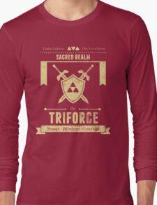 Sacred Realm Triforce T-Shirt