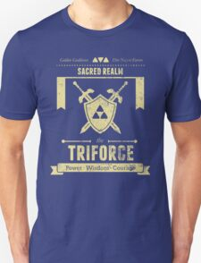 Sacred Realm Triforce T-Shirt