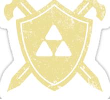 Sacred Realm Triforce Sticker