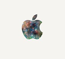 Apple - White. by creasepegg