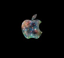 Apple - Black. by creasepegg