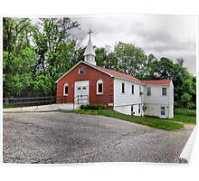Full Gospel Baptist Church Poster