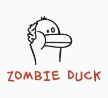 Zombie Duck One Piece - Long Sleeve