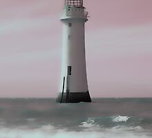High Tide and Daydreams by DavidWHughes