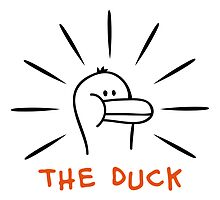 The Duck by chrisbears