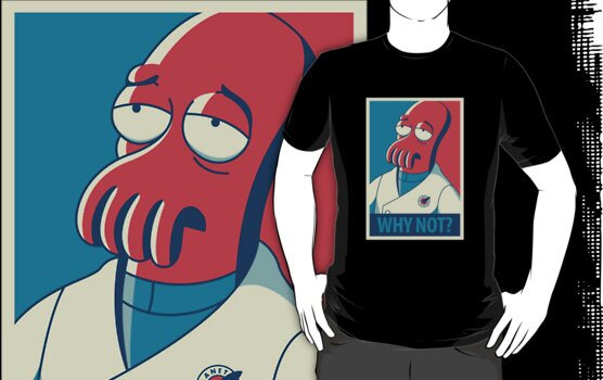 Why not Zoidberg?  by Gaandi